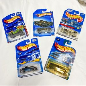 Hot Wheels | Bundle of 5 and brand new.
